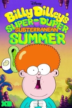 Billy Dilley's Super-Duper Subterranean Summer